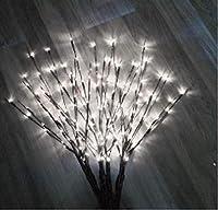LED 枝 ツリー ブランチライト イルミネーションライト ブランチツリー 北欧 クリスマス 人工樹木 光る枝(白色)