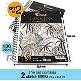 Zoom IMG-1 set di 2 album disegno
