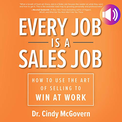 Every Job Is a Sales Job cover art