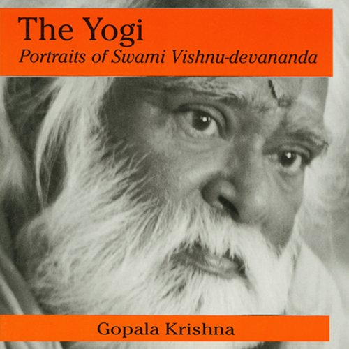 The Yogi audiobook cover art