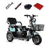 Tricycle Électrique Pour Les Personnes Âgées, Scooter Mobile Scooter Électrique...