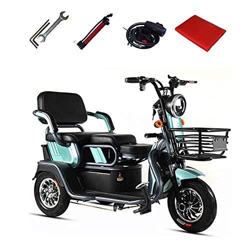 Tricycle Électrique Pour Les Personnes Âgées, Scooter Mobile...