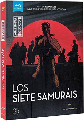 Los siete samuráis [Blu-ray]