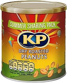 KP Dry Roasted Peanuts 300g
