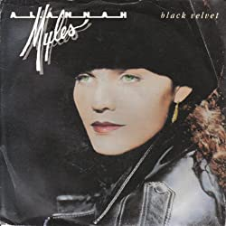 Black Velvet/If You Want to [Import]