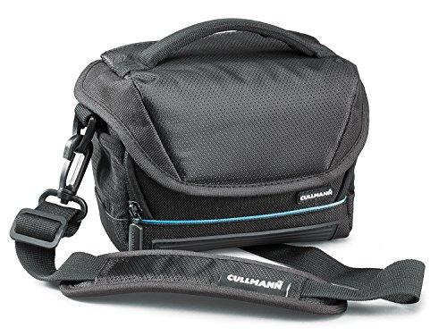 Cullmann Boston Vario 200 Kameratasche für Systemkamera inklusive Fidlock, 14 x 9 x 7,5 cm schwarz
