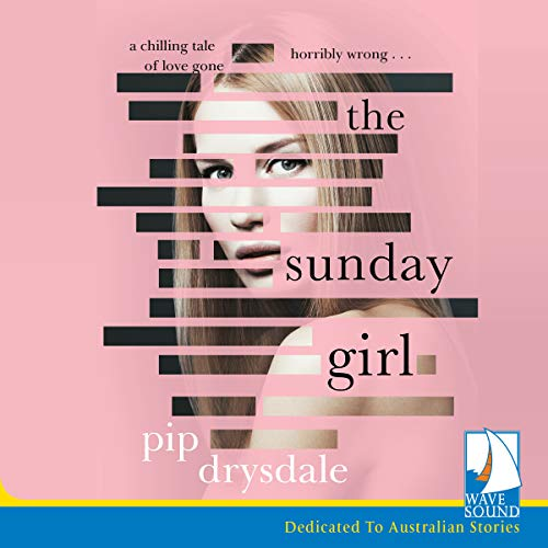 The Sunday Girl audiobook cover art