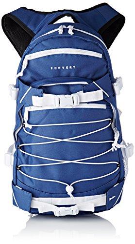 Forvert Ice Louis / 880229 Sac à dos 50.5 x 26.5 x 12 cm, 19.5 Litre, Bleu