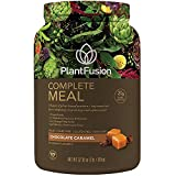 PlantFusion Complete Meal All Plant Based Pea Protein Powder |Meal Replacement Shake , 31.75 Ounce