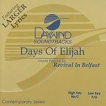 Days Of Elijah [Accompaniment/Performance Track]