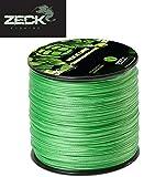 Zeck Hulk Line 0,50mm 42kg 290m Wallerschnur, Welsschnur, Angelschnur, Geflochtene Schnur