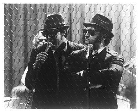Los Blues Brothers 10 x 8 fotos fijas de Cine Clásico