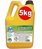 Detergente pavimenti STOP INSETTI, ST 5000 ml, con estratti di Citronella, Geranio e TEA TREE OIL, tiene lontano gli insetti e animali striscianti dalla tua casa (5kg)