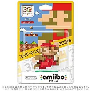 amiibo マリオ【クラシックカラー】 (SUPER MARIO BROS. 30thシリーズ)