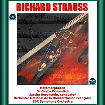 Richard Strauss: Metamorphosen, Sinfonia Domestica