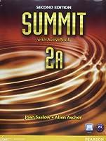 SUMMIT (2/E) 2A SB+ABK+WB+MYLAB (SUMMIT 2E)