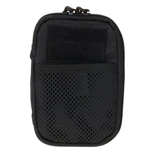 ? Hunt Or extérieur étanche tactique militaire EDC Sacs pack ceinture sac pour Samsung iPhone, Adulte (unisexe), noir
