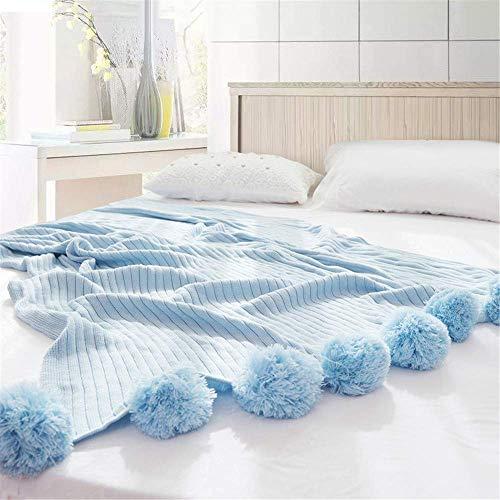 colcha azules cama 105 fabricante YXB
