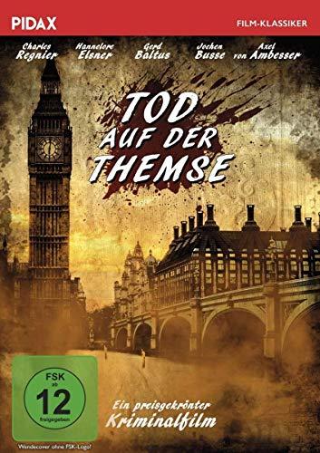 Tod auf der Themse / Preisgekrönter Kriminalfilm mit Starbesetzung (Pidax Film-Klassiker)
