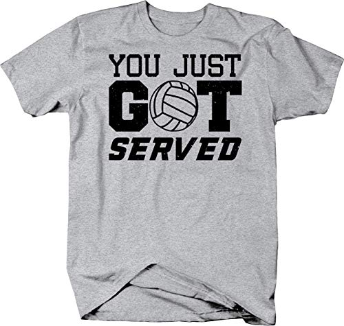 About Volleyball T-Shirts - 8