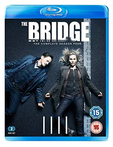 The Bridge: Season 4 [Reino Unido] [Blu-ray]