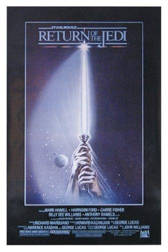 Star Wars Póster Return of The Jedi/El Retorno del Jedi (68,5cm x 101,5cm)