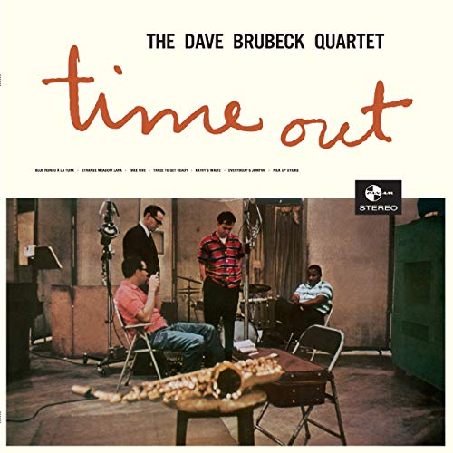 Time Out+2 Bonus Tracks (Ltd.Edt 180g Vinyl) [Vinyl LP]