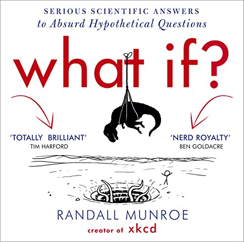 What If? audiobook cover art