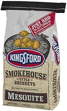 Kingsford Charcoal Briquettes Mesquite 2.8 Lb.