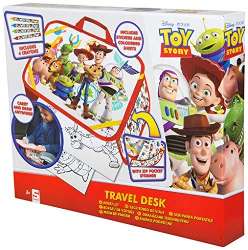 Disney Toy Story 4 Actividades Creativas Niños | con Pegatinas y Hojas de Colorear | Juego para Las Vacaciones | Regalos Originales Niños y Niñas