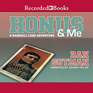 Honus & Me cover art