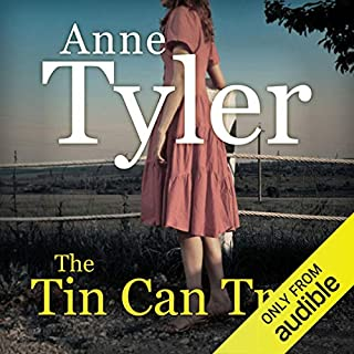 The Tin Can Tree                   By:                                                                                                                                 Anne Tyler                               Narrated by:                                                                                                                                 Jill Perry                      Length: 6 hrs and 45 mins     4 ratings     Overall 3.3