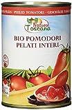 NATURA TOSCANA Geschälte Tomaten In Dose, 6er Pack (6 x 400 g)