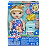 Baby Alive - Snackin Pasta - Poupee Cheveux Blonds
