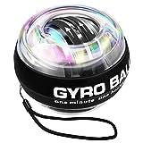 Bola Giroscopios para Ejercicio, Giroscopio de Ejercicio de Mano de precisión de 280 Hz, Bola de...