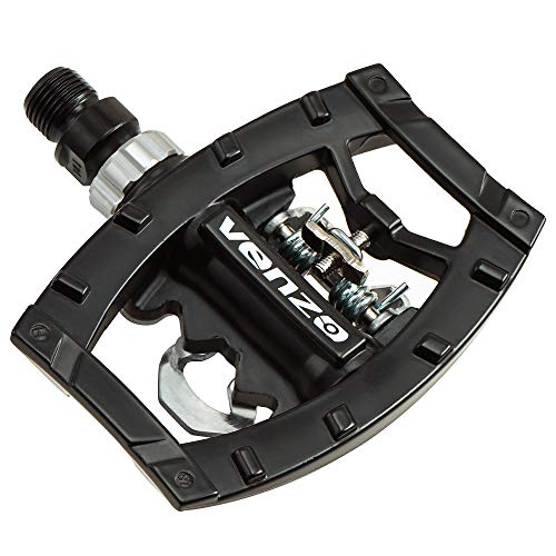 Venzo Bike Sealed Clipless Pedals
