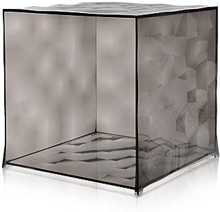 Black Kartell Gettacarte Furniture 25x25x38 cm