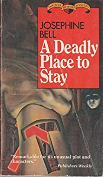 Paperback A Deadly Place to Stay Book