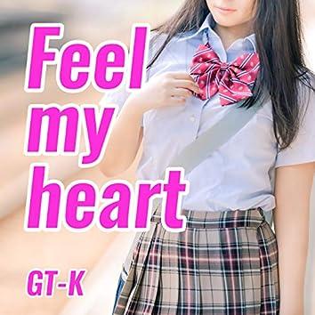 Feel my heart (feat. Takane Yabuki)