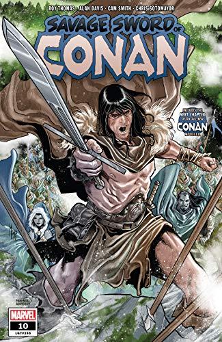 Savage Sword Of Conan (2019) #10 (English Edition)