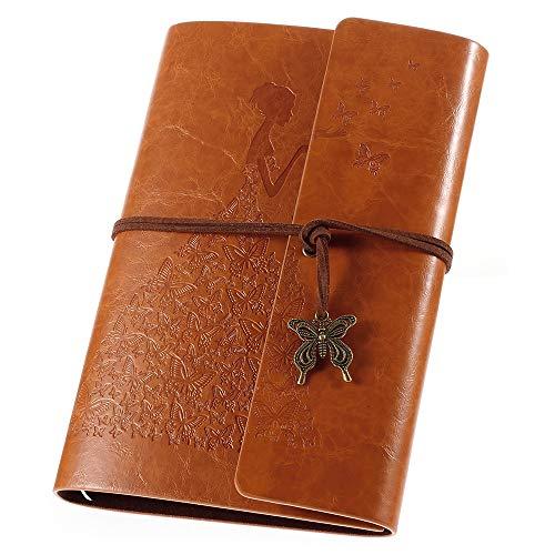 Maleden Leather Journal
