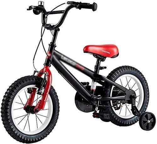 MYERZI Absorción de Impacto Bicicletas for niños Bicicleta for niños Bicicleta al Aire Libre Bicicleta for niños Bicicleta de los niños 3~12 años de Edad Estudiante Bicicleta Bicicleta de montaña fo