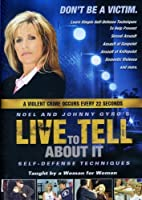 Live to Tell About It: Self-Defense for Women [DVD] [Import]