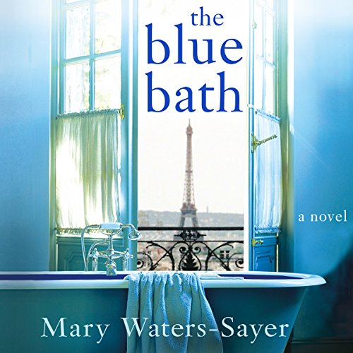 The Blue Bath audiobook cover art