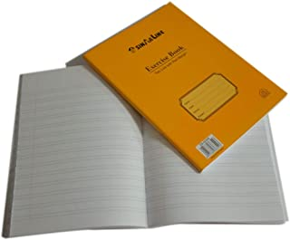 Sinarline EB-02355 Exercise Note Book - Yellow