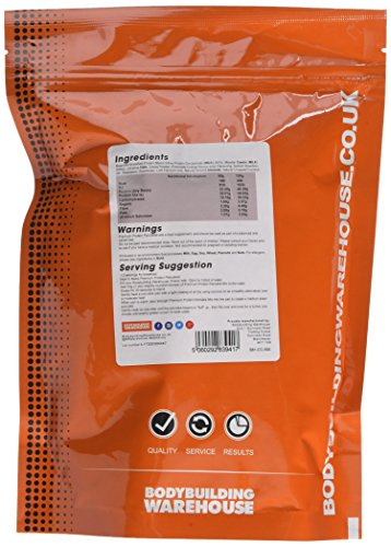 Bodybuilding Warehouse Premium Protein Pancakes Powder Cookies and Cream 500 g