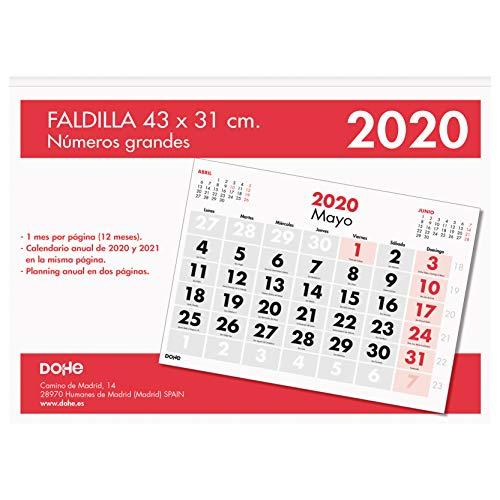 Dohe 11643 - Calendario Faldilla