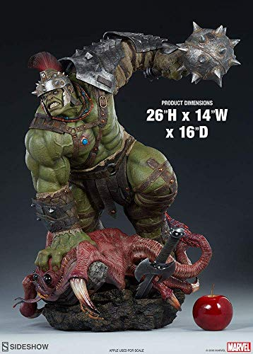 Sideshow Marvel Comics Hulk Gladiator Hulk Maquette Statue image