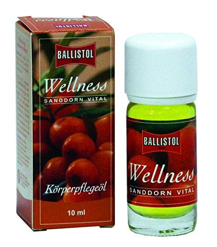 Ballistol Körperpflege wellness Öl Sanddorn Vital, 10 ml, 26630
