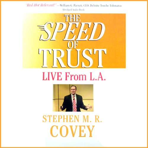The Speed of Trust cover art